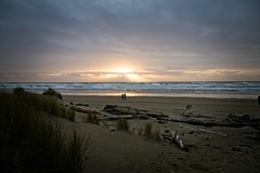 Sunset at Waldport (ZnE's Dad) Tags: waldportoregon oregon beach sunset