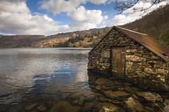 Llyn Gwynant Boat House (marc_leach) Tags: llyngwynant boathouse snowdonia northwales lake landscape canon tokina1116mm