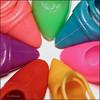 Barbie's Shoe Fettish (VenturaMermaid) Tags: barbiesshoefettish color colorful macro bright macromondays lessthananinch tinyshoes 100mm tokina canon hmm