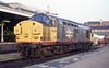 37008 Hull Paragon (SydRail) Tags: 37008 class37 hornet hull paragon station railfreight diesel locomotive railways trains sydyoung sydrail