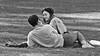 Central Park (starbuck77) Tags: centralpark manhattan romance love cute couple blackandwhite nikon d7200
