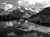 Laghetto del Lauson (anto_gal) Tags: aosta valdaosta 2017 cogne rifugio vittoriosella lago laghetto montagna lauson bn bw monocromatico valnontey