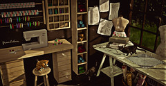 .[827] (yram_cobain) Tags: candycrunchers secondlife furniture serenitystyle yourdreams