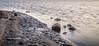 Riverside (Ignacio Ferre) Tags: madrid españa spain nikon embalsedevalmayor ríoaulencia reservoir valmayorreservoir agua water sunset anochecer piedra stone panorama orilla shore shoreline riverside