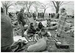 Awaking vets prepare to march on Supreme Court: 1971 (washington_area_spark) Tags: vietnam veterans against war vvaw protest demonstration rally march anti indochina encampment national mall washington dc 1971 medals ribbons military ex servicemen civil disobedience