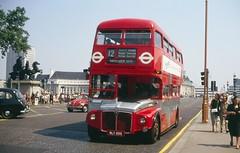 Westminster Bridge (DaveAFlett) Tags: rm routemaster aec wlt595 rm595