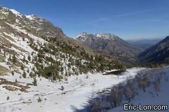 Corsica frozen lake Asco (21) (Eric Lon) Tags: corsica corse france island ile mountains montagne meretmontagne mareimonti pine pin laricio neige snow lac lake bath bain ice glace trek trekking ericlon