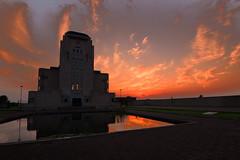 2017.08.22 Radio Kootwijk (7-8) (Alex Borst) Tags: zonsondergang sunset radio kootwijk