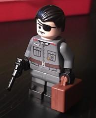 LEGO WW2 German Officer Valkyrie Colonel Claus von Stauffenberg (dmikeyb) Tags: valkyrie tom cruise colonel claus von stauffenberg lego ww2 wwii german officer 1944 hitler attempt kill assassin assassinate