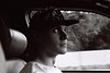 TANNER DRIVING (zac ford) Tags: minoltasrtmcii minoltamdrokkor45mmf2 utah photography highland bw blackandwhite tanner