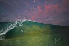 IMG_0024 (Aaron Lynton) Tags: makena bigbeach lyntonproductions spl canon 7d wave waves barrel shorebreak beach maui hawaii paradise fun swell flash 580exii sunrise sun pink blue sky