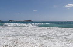 2017-04-19_08-46-19 Turquoise Wave (canavart) Tags: sxm stmartin stmaarten sintmaarten fwi orientbeach orientbay waves caribbean seascape