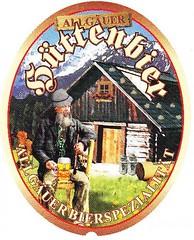 Germany - Privatbrauerei Höss (Immenstadt) (cigpack.at) Tags: bier beer brauerei brewery label etikett bierflasche bieretikett flaschenetikett germany deutschland privatbrauerei höss immenstadt allgäuer hüttenbier