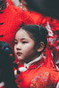 girl in red. (Nicole Favero) Tags: verde girl red awesome forever cute cool crazy wow mine people chinese chinesenewyear nikon nikond5000 camera reflex effect followme nicolefavero wonderful street 50mm portrait baby color photography atoms following heart nian china cuteness tumblr lgithroom
