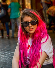 (Arte, Fotografía y Diseño) Tags: girl portrait street buenosaires retrato mujer calle