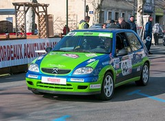 #40 Citroën SAXO (kinsarvik) Tags: castillonlabataille gironde bordeauxaquitaineclassic rallye rally