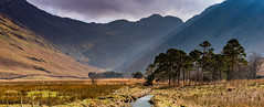Lake District Light (Peter Quinn1) Tags: buttermere raysoflight shaftsoflight haystacks cumbria lakedistrict warnscalebeck gatesgarth