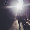 Into the sun (Olly Denton) Tags: politics journalism photojournalism work currentaffairs news protest demonstration light summer sun shadows silhouette glare street road streetphotography iphone iphone6 6 vsco vscocam vscohamburg vscogermany vscodeutschland ios apple mac shotoniphone stpauli hamburg germany deutschland
