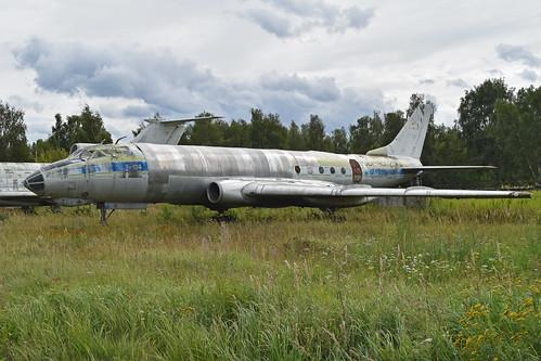Tupolev Tu-124 'CCCP-45025'