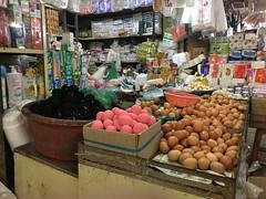 O Russey market - Cambodia (Ron van Zeeland) Tags: eggs ei market food orussey phnompenh cambodia khmer asia southeastasia pinkeggs egg blackeggs