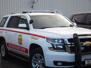 Woodbury(NY)FD Chief Buggy