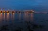 Pont de Saint-Nazaire (Didier Ensarguex) Tags: 44 loireatlantique pontdesaintnazaire bretagne breizh didierensarguex canon 5dmarkiv 2470l28 reflet réflexionreflet heurebleue eau