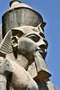 Faraó Ramsés II (Sergio Zeiger) Tags: templo amon luxor egito áfrica