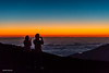 room at the top of the world (morris 811) Tags: hawaii haleakala mountain sunrise cold windy clouds people pictures nikon nikkor 2470mm d4s