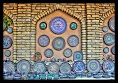 Rishton UZ - Ceramics from Rishton 02 (Daniel Mennerich) Tags: silk road uzbekistan kokand history architecture hdr qoʻqon