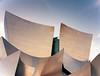Walt Disney Concert Hall at Dusk (lamluxe) Tags: toyovx125 toyo toyoview frankgehry gehry nikkor 90mm losangeles downtownlosangeles dtla waltdisneyconcerthall ektar100 4x5 largeformat filmisnotdead kodak sunset architecture modernarchitecture