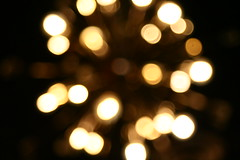 Chandelier (sofiainspace) Tags: lights bokeh chandelier round circle