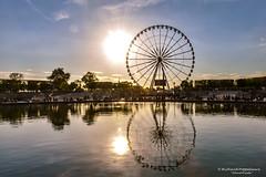 Roue de Paris Ferris Wheel at Place de la Concorde - Paris/FR (About Pixels) Tags: 0507 18001900ac 1earrondissement 2016 20eeeuw 20thcentury 8earrondissement aboutpixels fr ferriswheel france frankrijk granderouedeparis iledefrance jardindestuileries lenteseizoen mnd05 nikond7200 nikon parijs paris parisferriswheel parisianregion placedelaconcorde reuzenrad springseason tuileriën tuinvandetuileriën agenda amusement anno2000 binnenwater collecties eau freshwater geografie geography historie jaar19002000 landscape landschap may mei meteo meteorologie meteorology nature natuur régionparisienne sunsets vijver water weather weer zon zonsondergang îledefrance explore sky