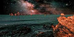 An Alien Sea