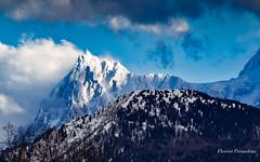 aiguille du Midi, French Alps (Flox Papa) Tags: aiguille du midi luminar 2018 french alps