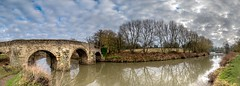 Teston Bridge (Victor Burclaff) Tags: