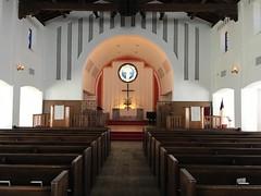 Miami beach Community Church Lincoln Road Mall (Phillip Pessar) Tags: south miami beach lincoln road mall church community