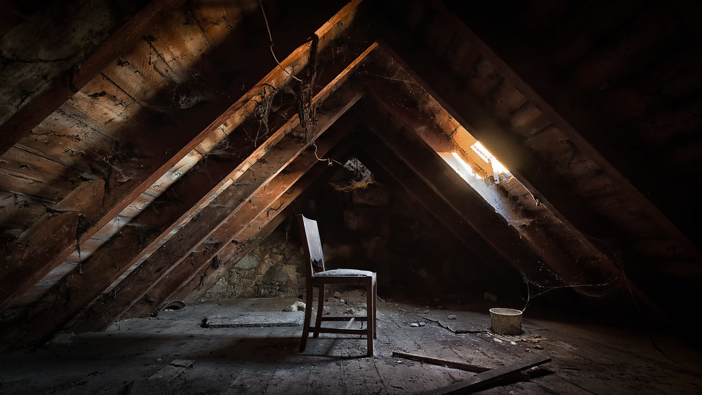 The World S Newest Photos Of Abandoned And Attic Flickr