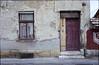 Scan-180106-0021 (Fred.Erik) Tags: sarajevo bosnia herzigovina canon p ultron 17 35mm fuji xtra 400 tetenal urban film wall door window street