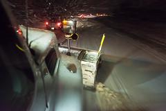 @20180112-D5 PlowingUS33-28 (OhioDOT) Tags: district5 odot plow ridealong route33 salt six snow storm plowing truck