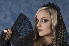 20180122_035 - Kate (David-Hall) Tags: goth woman studio kate
