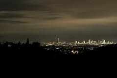 Frankfurt Skyline (dark.bright) Tags: skyline frankfurt taunus opelzoo clouds wolken lonexposure langzeitbelichtung dunkel dark ginnheim spargel etc