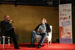 Francesco Guccini e Giò Alajmo
