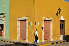 Old City, Campeche (orientalizing) Tags: architecture campeche center cityscape mexico northamerica oldcity spanishcolonialbuildings