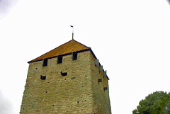 A Tower along the walls of Visby Gotland Sweden. (bellrich1941) Tags: visby gotland sweden