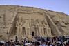 Abu Simbel gathering before sunrise (T Ξ Ξ J Ξ) Tags: egypt cairo fujifilm xt20 teeje fujinon1024mmf4 abu simbel aswan