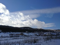 Tsaghkadzor Ski Resort (Alexanyan) Tags: tsaghkadzor ski resort armenia village kotayk region marz armenian hayastan armenie winter snow cold snowscape mountain mount sky