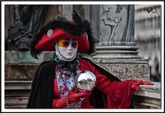 Carnevale di Venezia 2018 (LasVegasInside) Tags: carnevale di venezia maschera veneziana venice carnival italy canon 6d 70200 is ii l