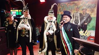 Carnavalsreceptie Schorsbos