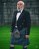 A Burn's Supper (brianloganphoto) Tags: grass unitedkingdom man scotland robertburns kilt day outdoor portrait bannockburn heritage stirling gb