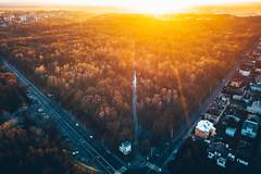 Oakwood park | Kaunas Aerial #8/365 [Explored]